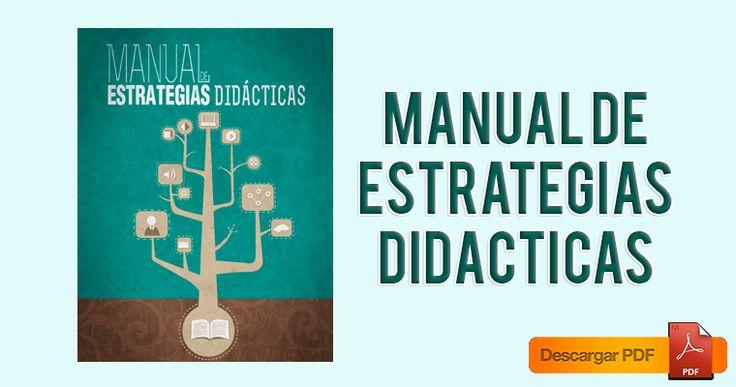 500 Estrategias Didácticas (PDF) | Material para maestros