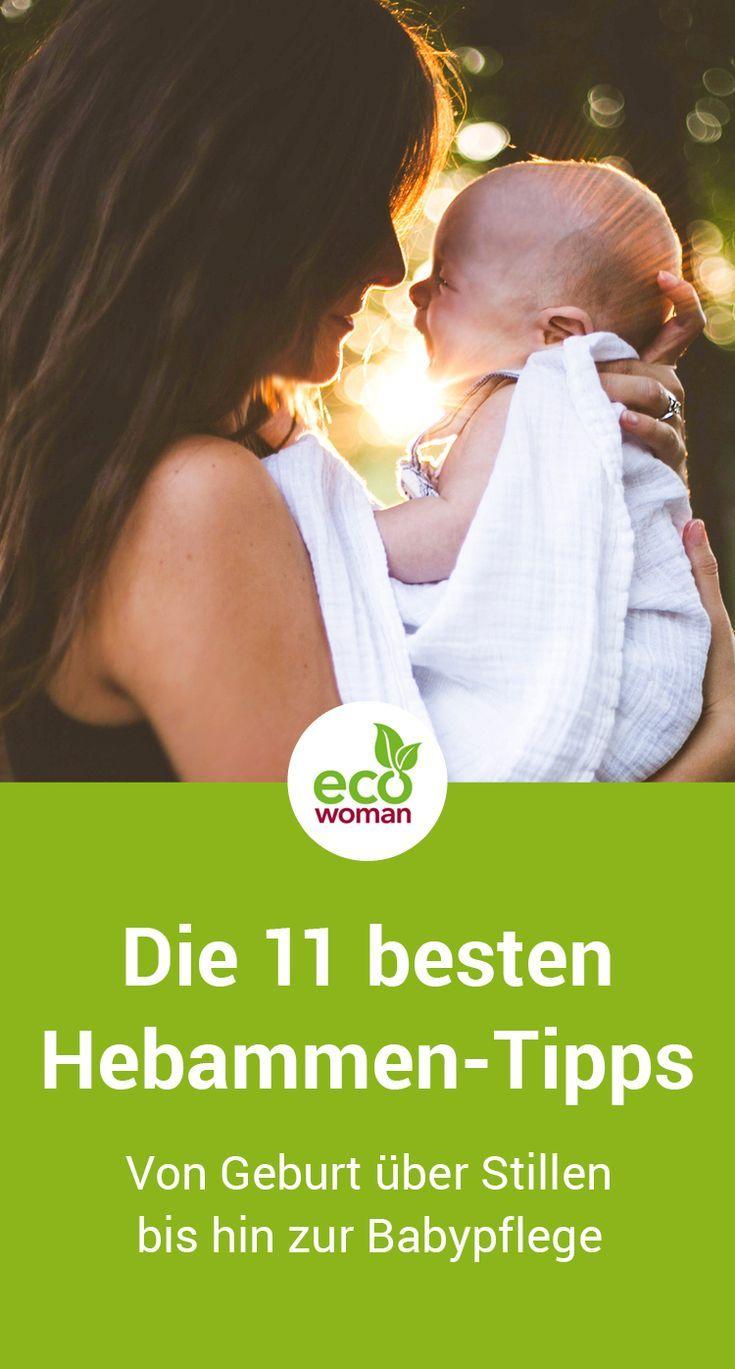 Die 11 besten Hebammen-Tipps: Von Geburt über Stillen bis hin zur Babypflege – ekulele.de – Bewusstes Familienleben