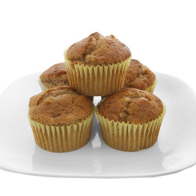 Muffins med kokosmel