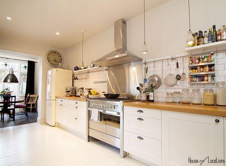 14 best images about kitchen on pinterest kitchen ideas for Barn kitchen ideas