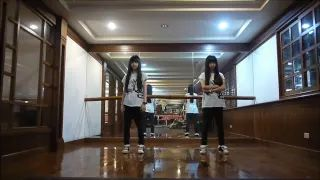 EXO GROWL BY Sandy Mandy (cover) - YouTube