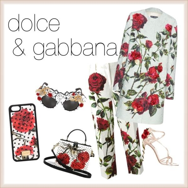 A fashion look from September 2015 featuring Dolce&Gabbana coats, Dolce&Gabbana capris and Dolce&Gabbana sandals. Browse and shop related looks.
