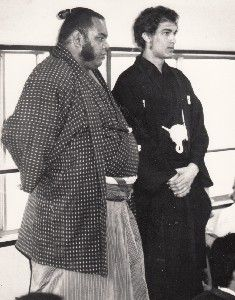 Steven Seagal, is a 7th dan degree and Shihan in Aikido.Steven moved to Japan in his late teens and became the first foreigner to operate an Aikido dojo in Japan.Steven was trained by Harry Ishisaka and received 1st dan degree or Shodan under the direction of Koichi Tohei.When Stevens then wife, Miyako's father retired from his job as an instructor