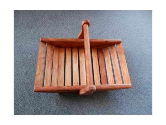 Wooden Garden Trug