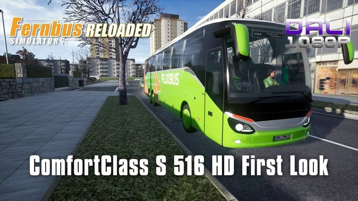 Fernbus Simulator ComfortClass S 516 HD First Look In this package, you will receive a fleet of 5 fully functional, detailed variants of the ComfortClass HD Release: November 29, 2017 Price: 12,95€ // 25% Discount until December 7, 2017: 9,70€ (prices may vary depending on your region) #FernbusSimulator #TMLStudios #simulator #Steam #YouTube #DaliHDGaming