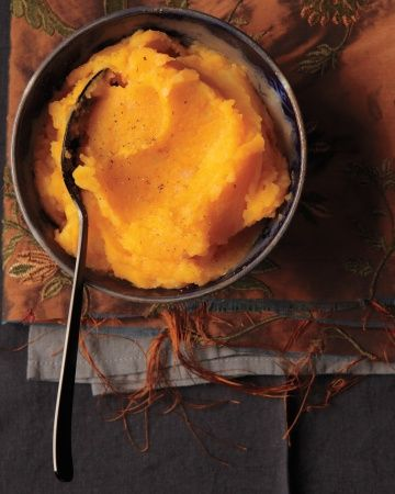 Squash-Spiked Mashed Potatoes - Whole Living Eat Well