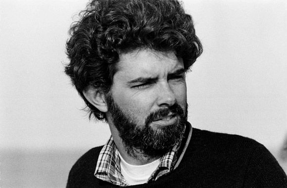George Lucas... everyone knows Star Wars and see that as the crowning achievement but what I love most about George is that he was a leader in pioneering The Digital Video Revolution. I salute him as one of my hero's and bow to his contribution and vision. - Source: Bendrix got this from @Barry Rinehart via. http://10engines.blogspot.ca/2011/01/unexpected-sartorial-win-young-george.html