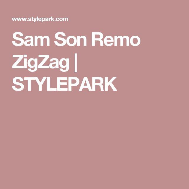 Sam Son Remo ZigZag | STYLEPARK