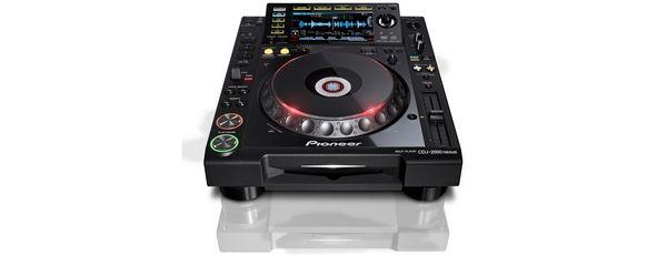 CDJ-2000NXS CDJ-2000 nexus - Pro-Grade Digital DJ Deck - Pioneer DVD / CD Deck and PlayersNOTHING BUT NOTHING BEATS THE PIONEERS!!!