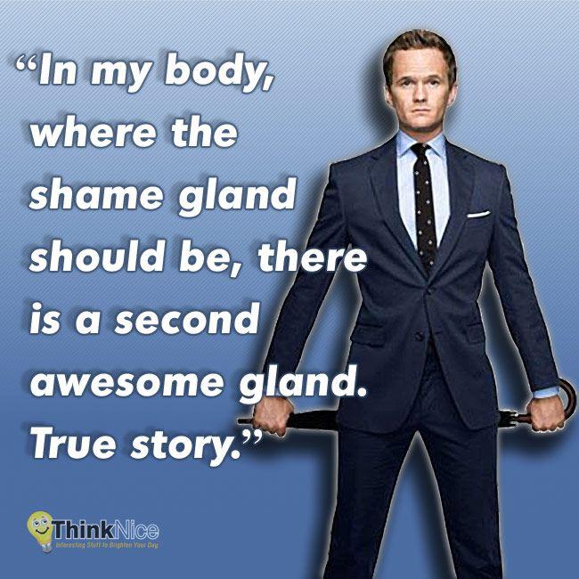 Barney stinson summer dress quote jokes