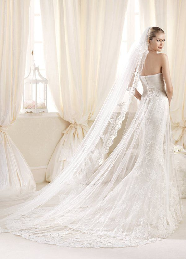 Denia by La Sposa / Mirror Mirror Couture