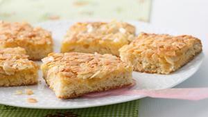 Rezept Mandelkuchen vom Blech