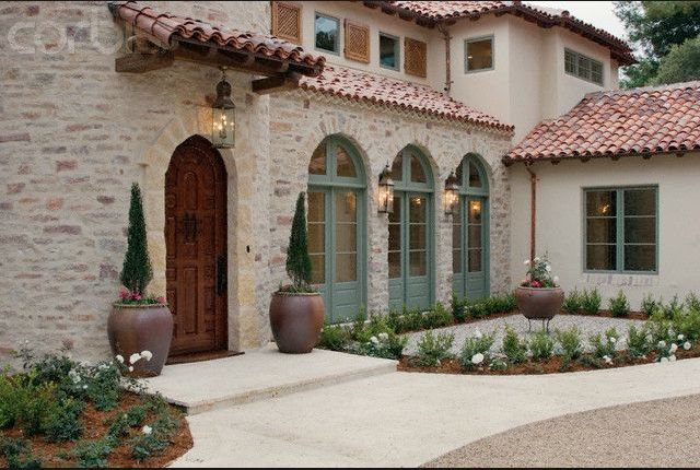 Exterior House Colors Stucco