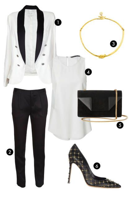 Basic Outfit Ideas- Basic Work Weekend Evening Outfits Ideas - ELLE