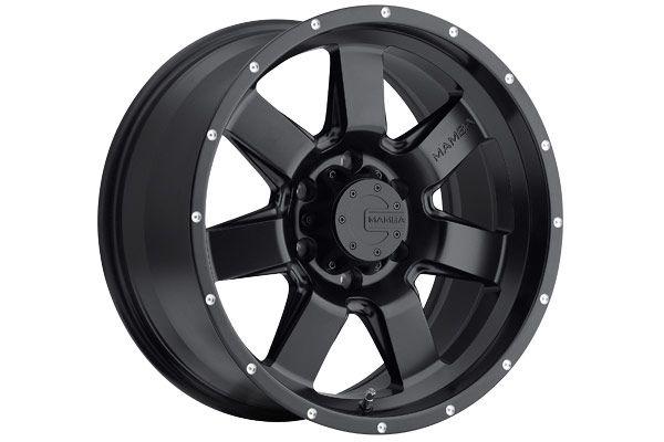 Mamba M14 Wheels - Best Price on Mamba Type M14 Rims for Trucks