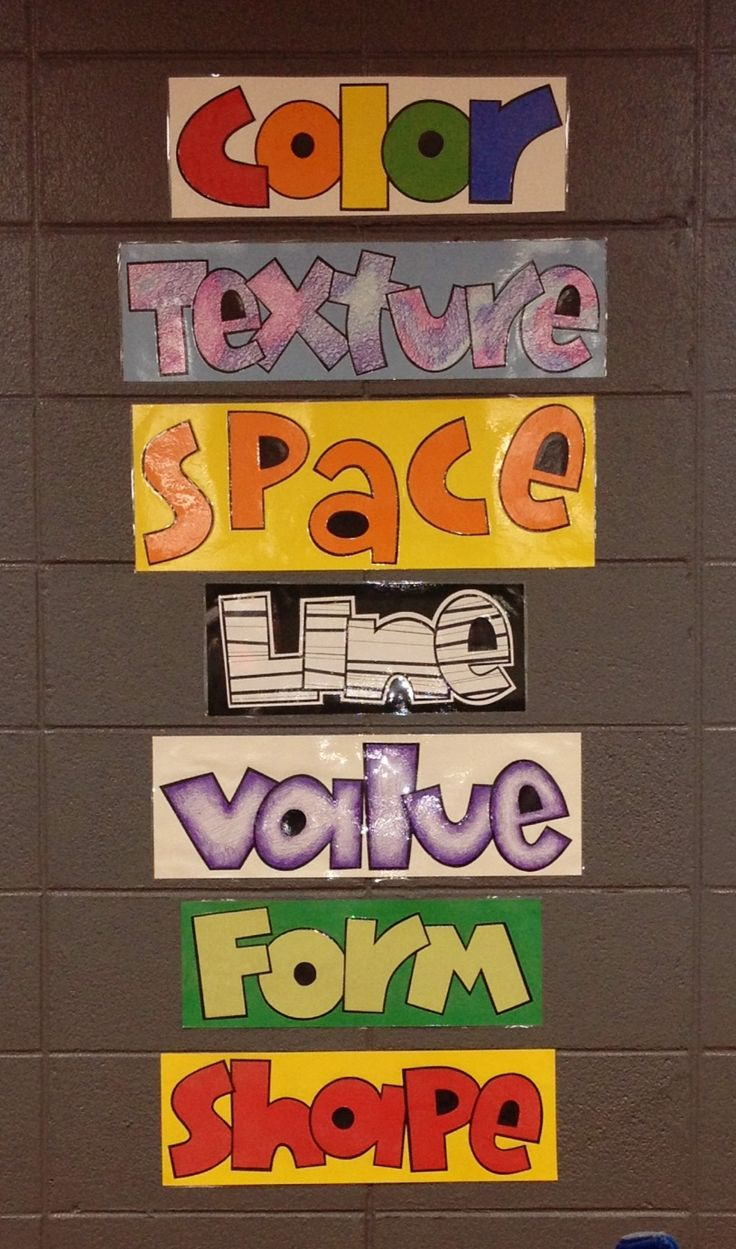 art posters for the classroom - Bing Images