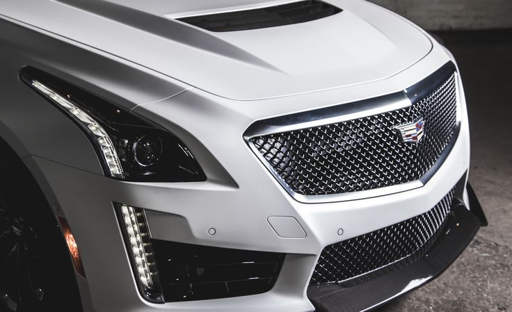 15 Things You Need to Know About the 2016 Cadillac CTS-V Sedan – News –Car and Driver - Car and Driver