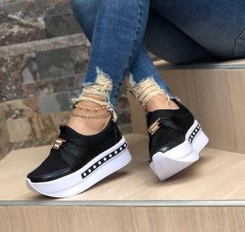 874a367d6 Zapatos Colombianos Para Damas( Hechos En Colombia) - Bs. 28.000,00 en Mercado  Libre