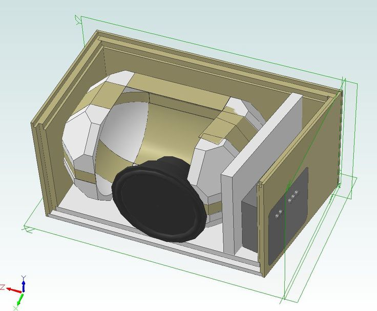 20 best images about subwoofer box on Pinterest ...