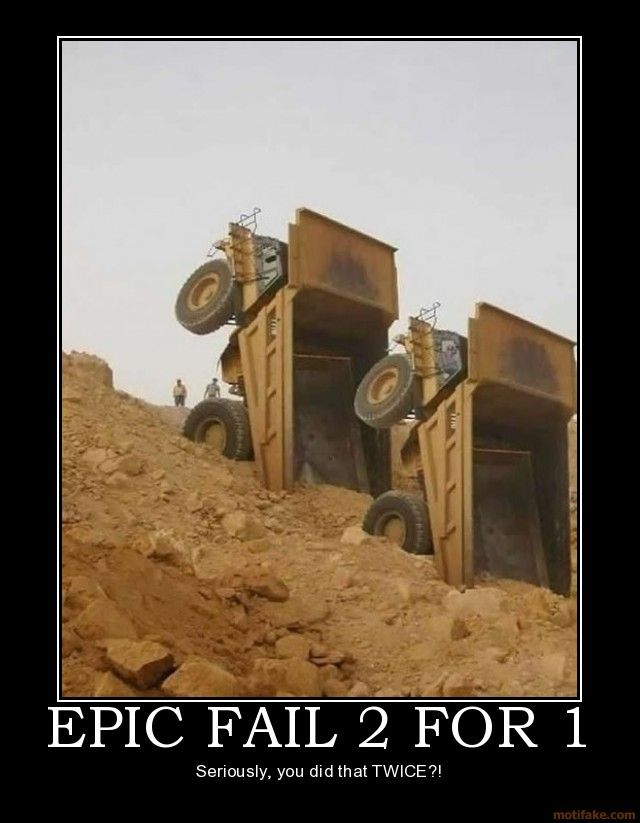 Check out Construction Fail from Funny Epic Fail Memes ...