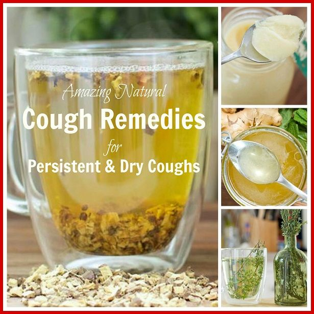 Powerful Natural Cough Remedies for Persistent & Dry Coughs