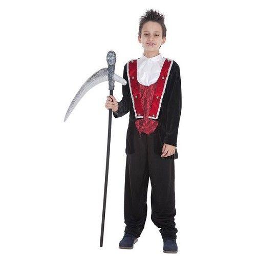 Disfraz Vampiro Gótico Infantil