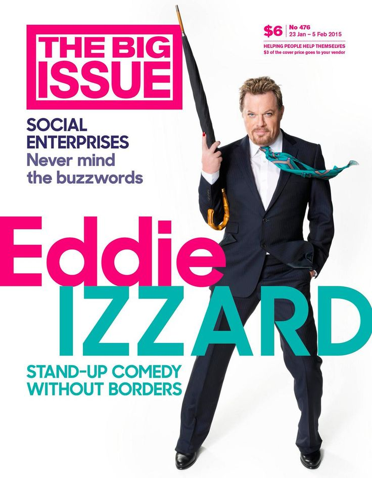 My article in 'The Big Issue' magazine: Foot in Mouth