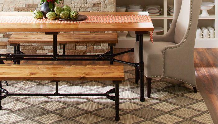 mesa de tubo-frame e de bancada.