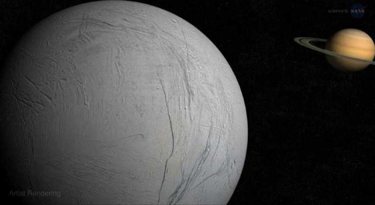 Mercredi28 octobre, la sonde Cassini va effectuer un survol à quelques dizaines de kilomètres seulement au dessus des glaces d'Encelade, une lune de Saturne, afin de passer à travers un geyser de vapeur d'eau.
