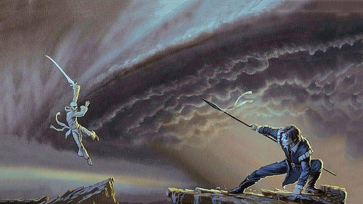 Brandon Sanderson Stormlight Archives Hd Wallpaper Tormenta Fantasia Epica Arte Fantastico