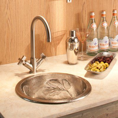 Fresh Drop In Bar Sinks