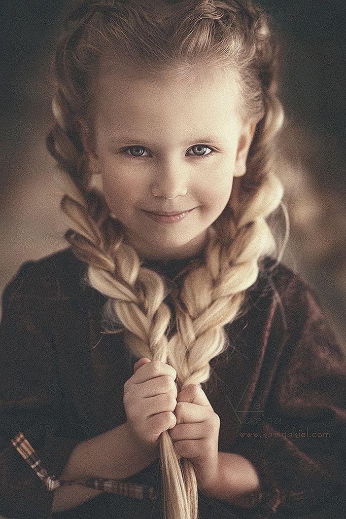 Vintage children photography by Karina Kiel