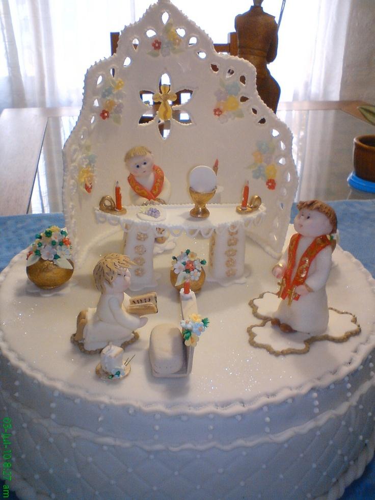 Pastel para Confirmación. | Cakes I made | Pinterest | Pastel