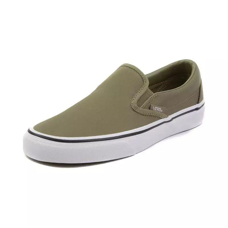 Vans Slip On Nylon Skate Shoe