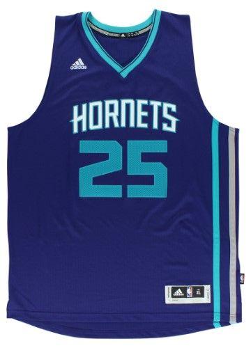 new arrival 4beb1 c5991 Adidas Mens Charlotte Hornets NBA Al Jefferson Swingman ...