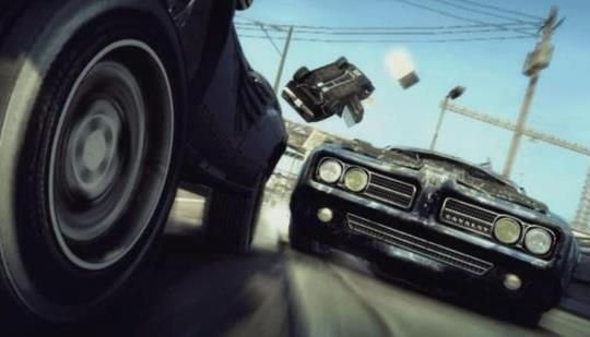 "Looking back at 10 years of Burnout Paradise: Richard writes: ""Burnout Paradise celebrates its 10th anniversary this week, and with rumours…"
