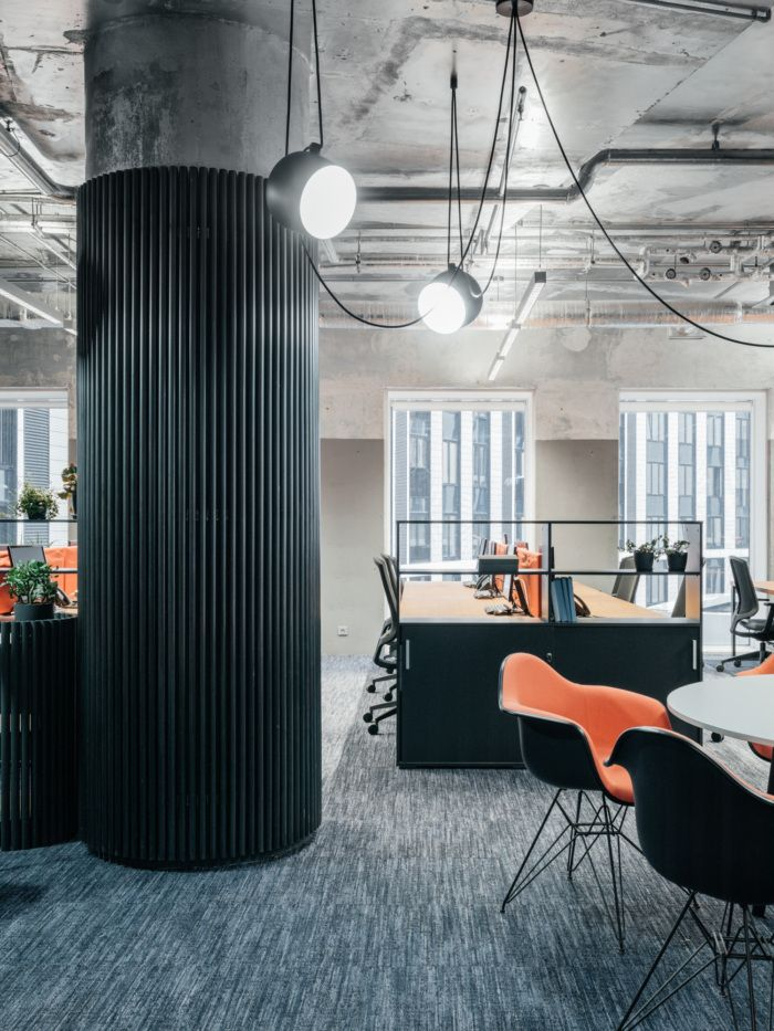 Office Tour Expert Electric Company Offices \u2013 Moscow INTERIORS