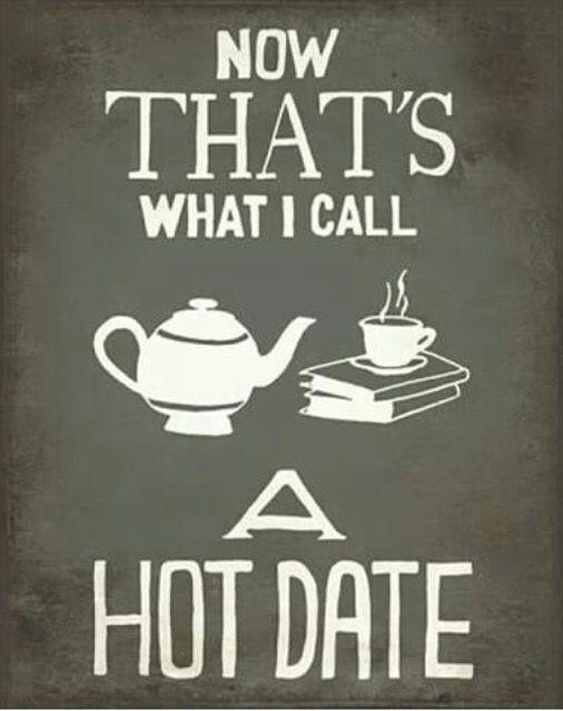 Agora é o que eu chamo de um encontro quente.