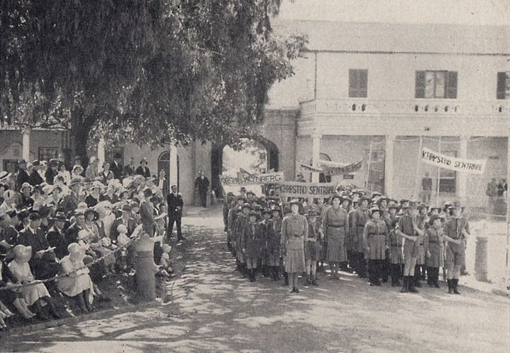 """This Day in History: Sep 30, 1931: Start of """"Die Voortrekkers"""" youth movement for Afrikaners in Bloemfontein, South Africa."""