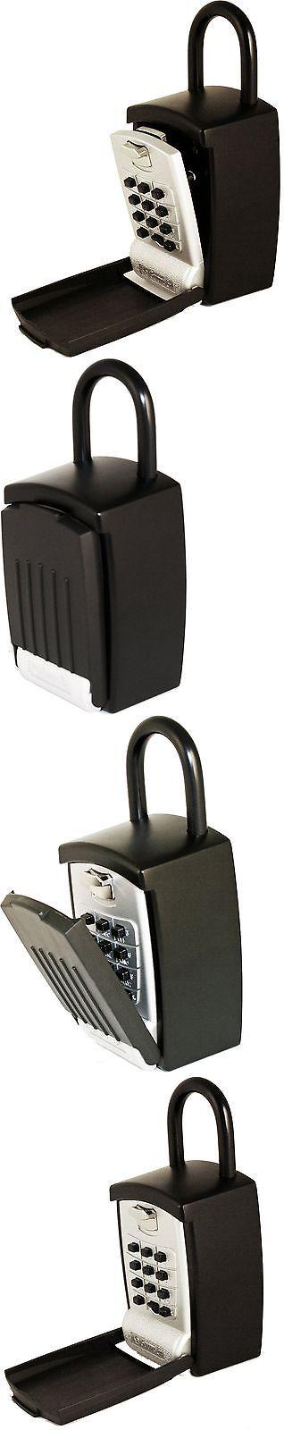 Hide-a-Keys 115945: Keyguard Sl-501 Punch Button Large Capacity Key Storage Shackle Lock Box -> BUY IT NOW ONLY: $40.89 on eBay!