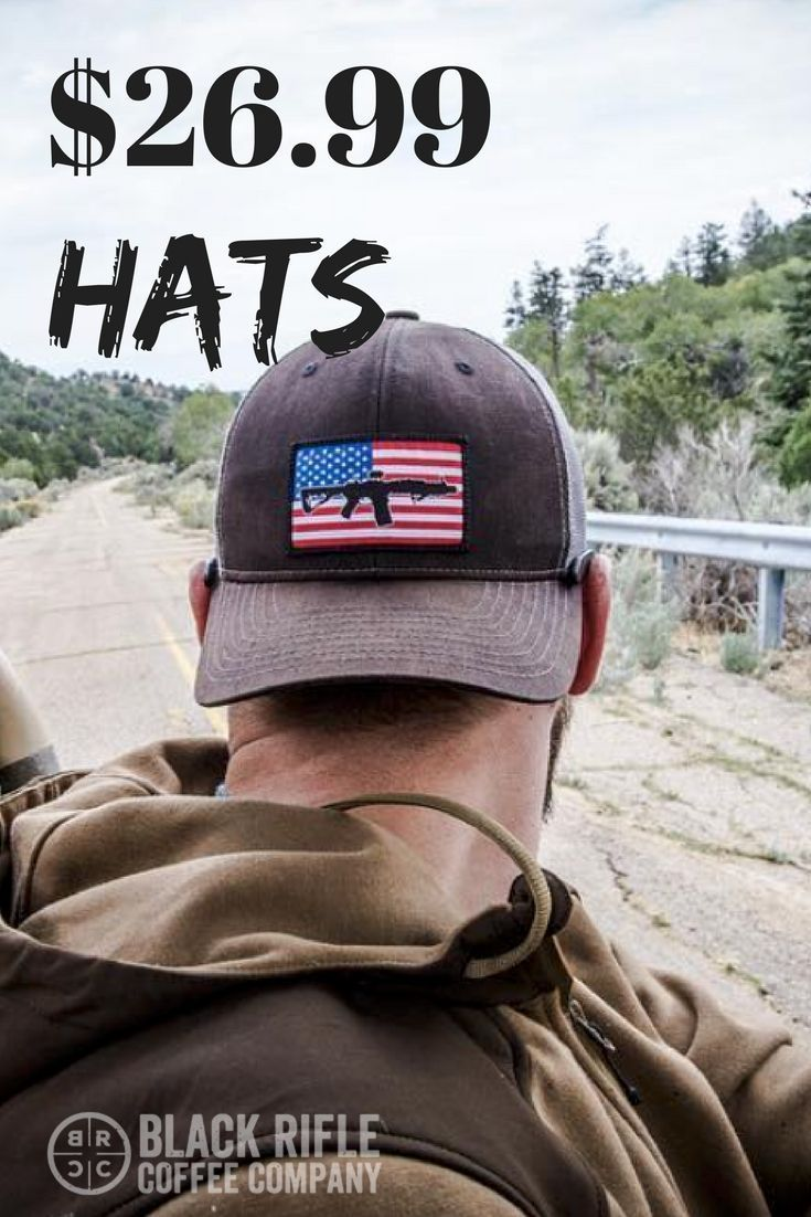 6e8007f14 AR Flag Patch Trucker Hat - Tan w/Brown Mesh | Coffee Products ...