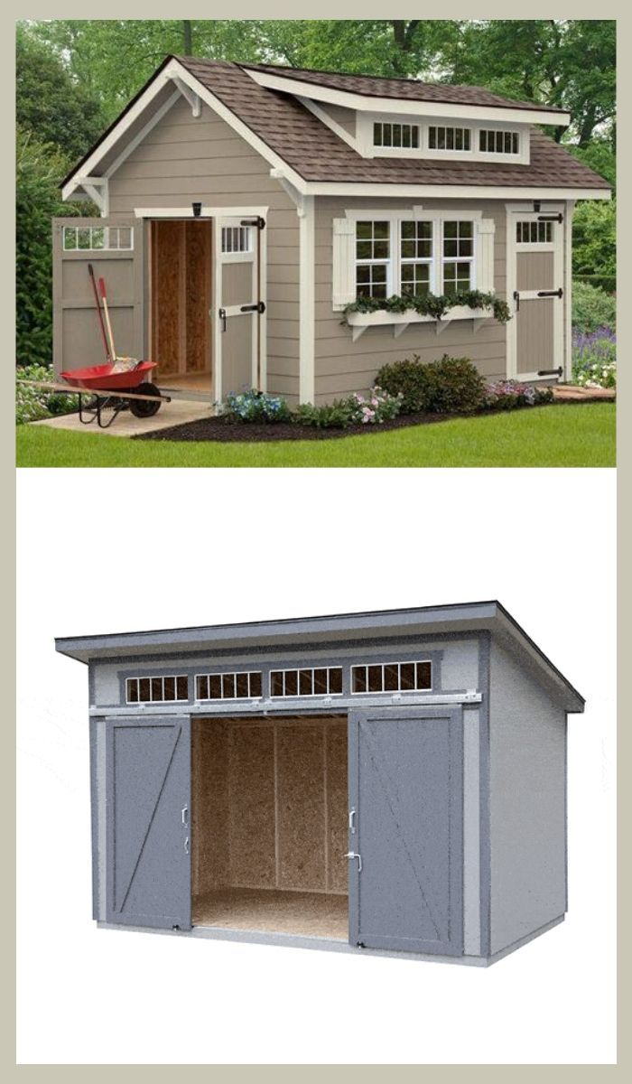 Storage Sheds Sheds For Sale Tuff Shed Home Depot Sheds Storage Buildings Rubbermaid Shed Shed Kits In 2020 Shed Plans Shed Shed Homes