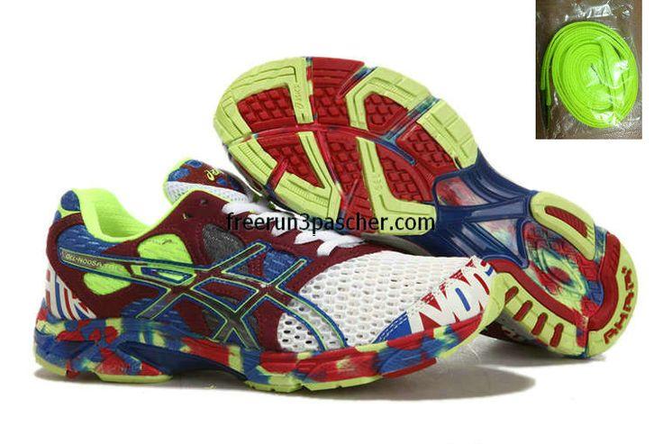 Pas Cher Asics Gel Noosa TRI 7 Hommes Blanc Volt Maroon Bleu · Cheap Running  ShoesLightweight ... 5fac5c3c9252