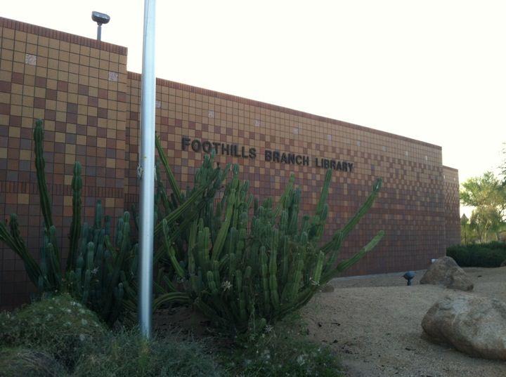 Glendale Public Library - Foothills Branch in Glendale, AZ