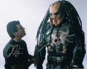 IAN WHYTE & ALEC GILLIS BEHIND THE SCENES AVP SIGNED PHOTO