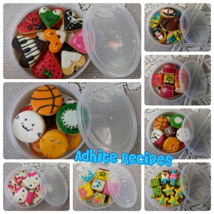 Cookies...... Cookies..... Cookies