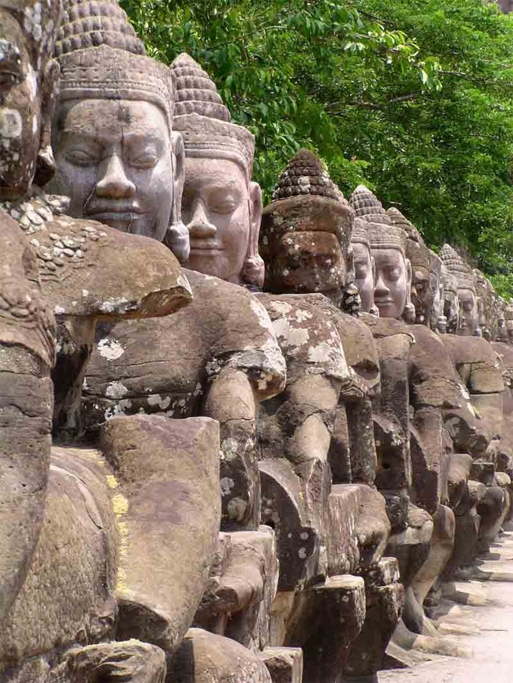 Ankhor Wat, Cambodia                                                                                                                                                                                 More