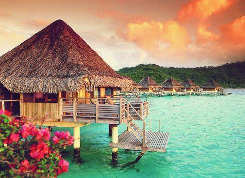 BEACHY BOHO | beach, blue, bohemian, boho, exotic - inspiring picture on Favim.com