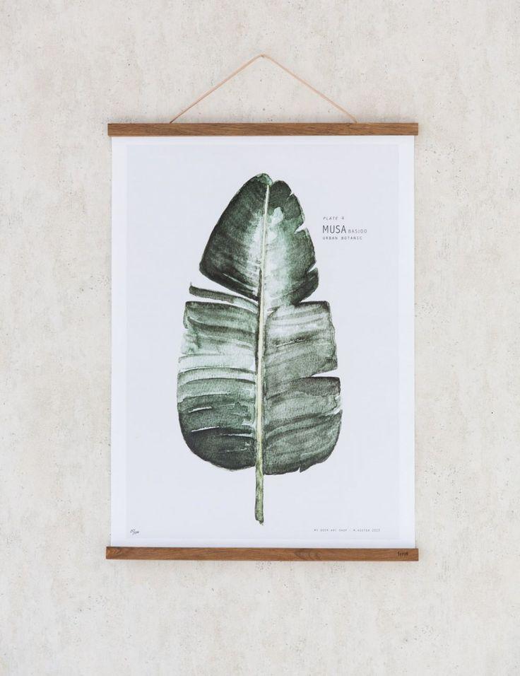 Smoked Oak Hanging Poster Frames at Rose & Grey                                                                                                                                                                                 More