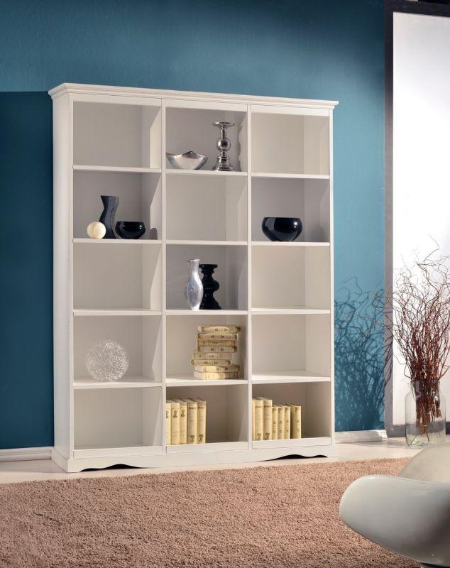 Pi di 25 fantastiche idee su libreria per la camera da for Mensola laccata bianca